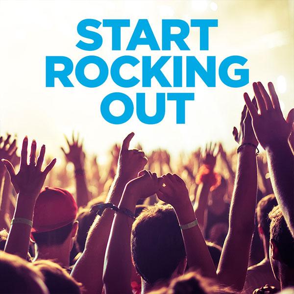 Start Rocking Out