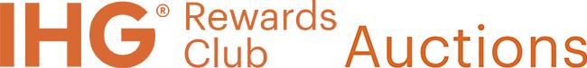 Logo of IHG® Rewards Club Auctions