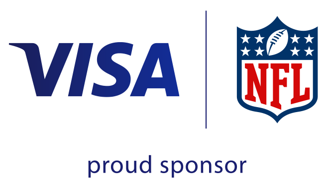 NFL prefers Visa logo