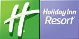 Clickable logo of HolidayInn resorts