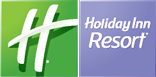 Clickable logo of HolidayInn resorts