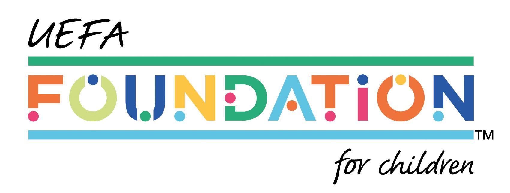 UEFA Foundation for ChildrenLogo